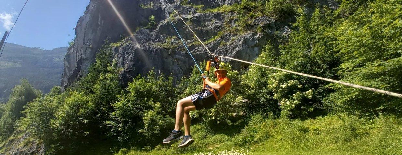 2a: Toller Tag im Klettersteig Strechau